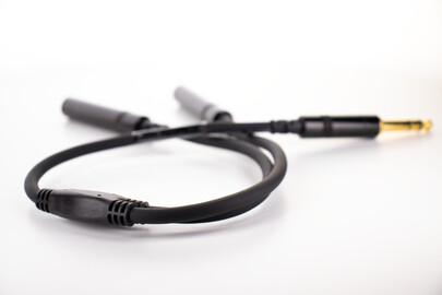 Klinke 6,3mm stereo CFY 3 VFMNeu Cordial Insertkabel XLR